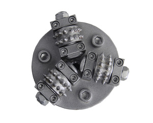 Image 3 - 5 بوصة 125 مللي متر عجلة مطرقة بوش M14 M16 5/8  11 التخصيص أكثر من ذلك بكثير حجم عجلة سبيكة لالجرانيت سطح الليتشي الرخام