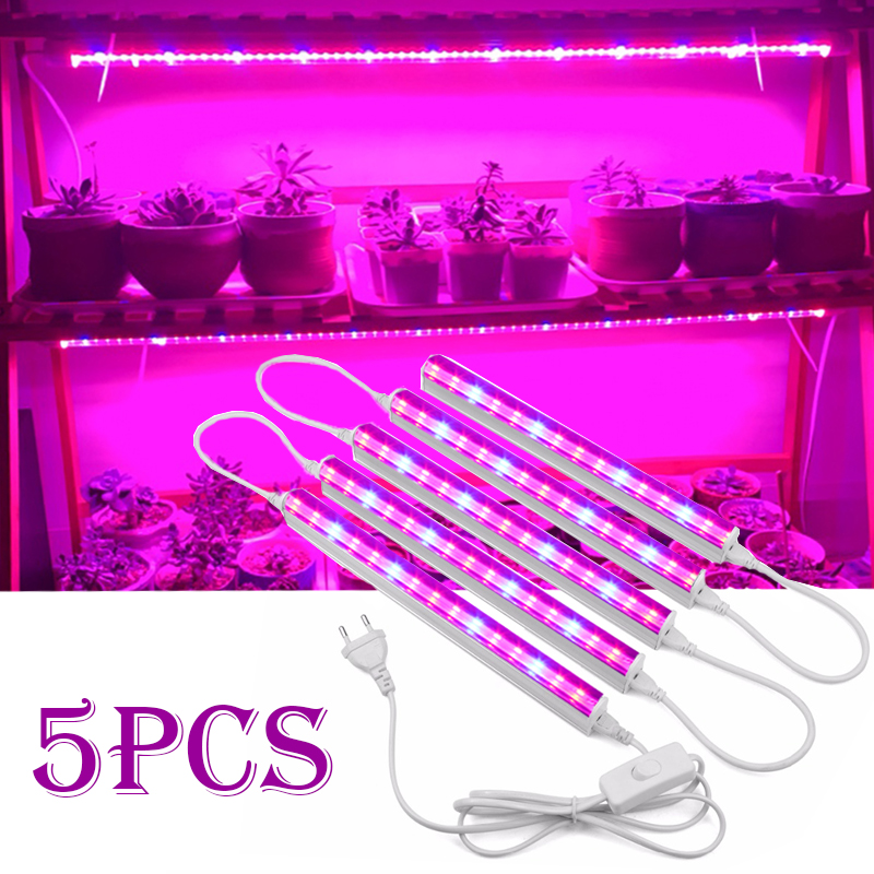 фитолампа Fitolampy Grow Light Phyto Lamp Led Lamps For Plants Light For Seedling Indoor Plant Growth Full Spectrum Grow Tent