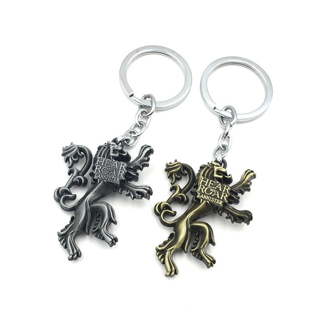 House Stark, Song of Ice and Fire Key Rings Holder 2