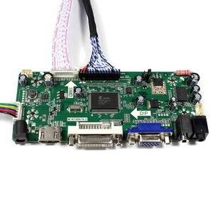 """Image 4 - H dvi dvi vga placa de motorista de áudio lcd para 20.1 """"22"""" M201EW02 V1 M220EW01 V0 1680x1050 tela lcd"""