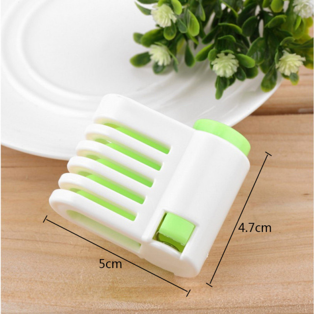 1 pc 5 Layers Bread Slicer Kitchen Gadgets Cake Bread Cutter Baking Tools For Cakes Toast Slicer Bakeware 5