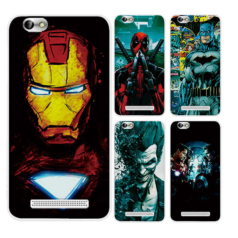 For Lenovo Vibe C A2020 Case Cover Charming Marvel