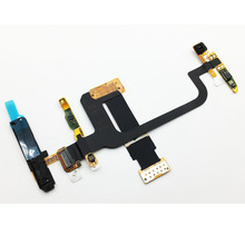 New For Nokia C6 C6-00 Volume Button Key Main Lcd Slider Slide Flex Ribbon With Camera Replacement