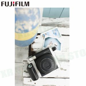 Image 5 - 40 Films Fujifilm Instax Wide Instant White Edge For Fuji Camera 100 200 210 300 500AF Lomography photo