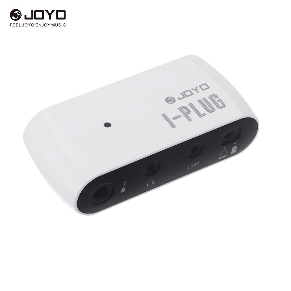 Joyo I-plug Portable Electric Guitar Mini Headphone Amplifier With Built-in Overdrive Effect For IPhone/Samsung Android/Window