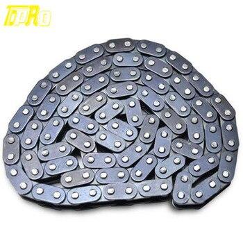 Cadena T8F, 116 enlaces para Minimoto de 43cc, 47cc, 49cc, Mini Dirt ATV, Quad Pocket Bike, 1 clasificación del producto