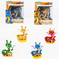Funko POP 6'' Big Anime Cartoon Dragon Ball Shenron Dragon Collection Dolls PVC Action Figure Toys for Children Birthday Gift