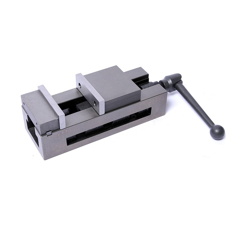 Accu lock precision machine vice QM16100N 4 inch machine vise