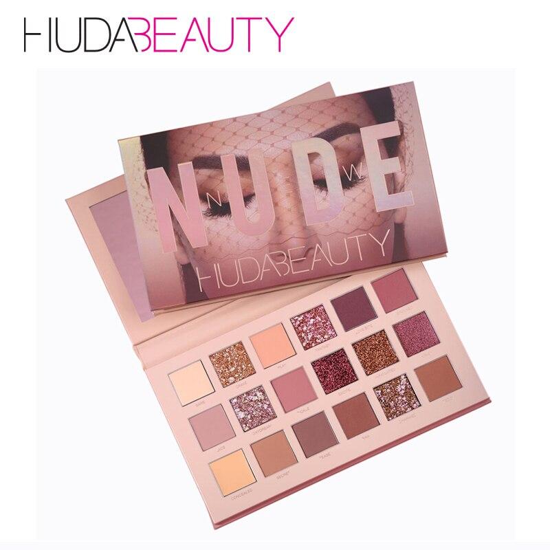 Huda Beauty Nude Eyeshadow Palette