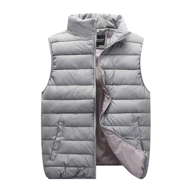 brieuces Vjeshtë dimër Vest Meshkuj Qëndroni modë arift Menifti - Veshje për meshkuj - Foto 5