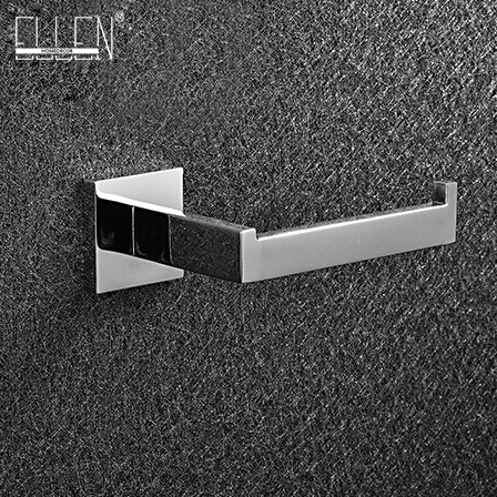 Mirror polished stainless steel toilet paper holder square toilet roll holder bathroom accessories porta papel higienico mirror chrome bathroom polished toilet