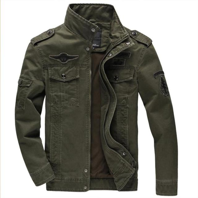BEst Jacket GERMAN ARMY CLASSIC PARKA MILITARY COMBAT MENS JACKET Men's Army Combat Uniform Coat chaqueta hombre