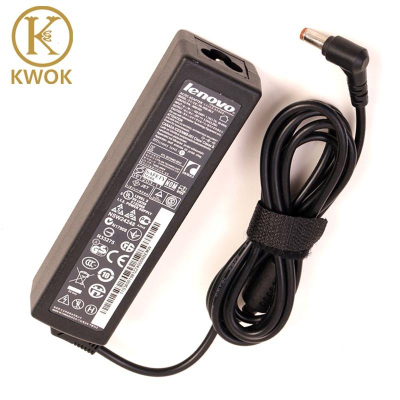 AC Adapter Laptop Charger 20V 3.25A 5.5*2.5mm For IBM B470 e G570 G470 Z500 G770 V570 Z400 P500 P500 Series