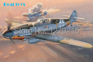 Trumpeter 02296 1/32 Messerschmitt Bf 109G-6(Early) dragon 3222 1 32 messerschmitt bf109e 3