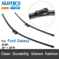 "Wiper blades for Ford Galaxy (from 2007 onwards) 30""+26""R fit push button type wiper arms only HY-011"