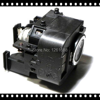 free shipping  high quality compatible lamp with housing ELPLP50 / V13H010L50 for EPSON EMP-825/EMP-84he projectors