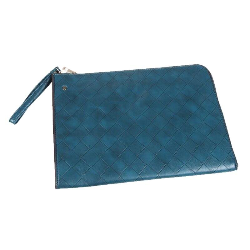 Модные однотонные Man женская сумка кожа женщины мужчины Конверт Сумка вечерняя женская сумочка