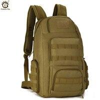 Military Tactical Backpack 40L 14 Inches Laptop Bagpack Waterproof Nylon Men Travel Backpack Rucksack Mochila Hombre