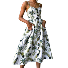 Sexy Pocket Strapless Print Women Dress Backless Bow Button Pleated Dress For Female 2019 Summer Casual Beach Style Clothes sexy strapless ruffles women dress short sleeveless backless trumpet female dress 2019 summer style casual fashion beach clothes