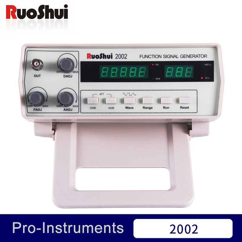 2002 Victor RuoShui Function Function Generator Signal Generator 2Mhz Frequency Amplitude