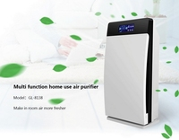 Home /Office Air Purifier Hepa, Activated, Carbon, Ozone, Negative Ion, Uv, Gl 8138 Air Freshener