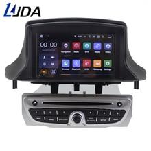 LJDA 7 дюймов 2 Din Android 7,1 dvd-плеер автомобиля для Renault Megane 3 Fluence 2009-2015 WI-FI gps радио мультимедиа рулевого колеса