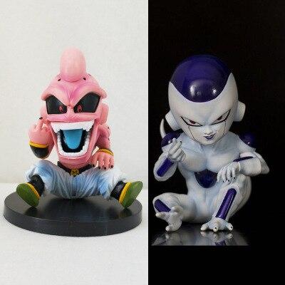 13 cm de Dragon Ball Z Majin Buu. Majin Boo freezer figura de acción juguetes de PVC colección muñeca anime de dibujos animados modelo