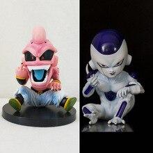 13 см Dragon Ball Z Majin Буу Majin Boo Фриза frieza фигурка экшн-фигура ПВХ игрушечные лошадки коллекция кукла аниме мультфильм модель