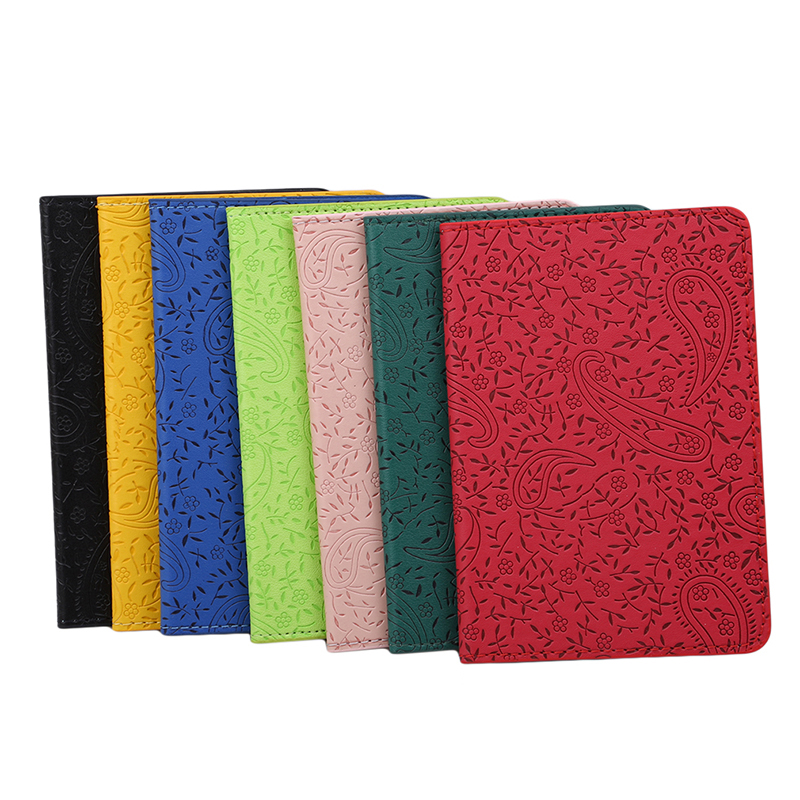 New Cover Travel Passport Cover Card Case Women Men Travel Credit Card Holder Travel ID&Document Passport Holder