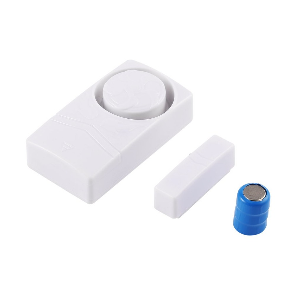Mini 4 in 1 110dB Low Power Hint Secure Door-close Hint Alarm Continually Simple Host & Magnet Door & Curtain Alarm hint hint driven from distraction