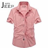 JI PU Micro Elastic Man's Summer Out Wear,Fashion Design Short Sleeve Turn Down Collar Printed Letter solid Cotton Shirts