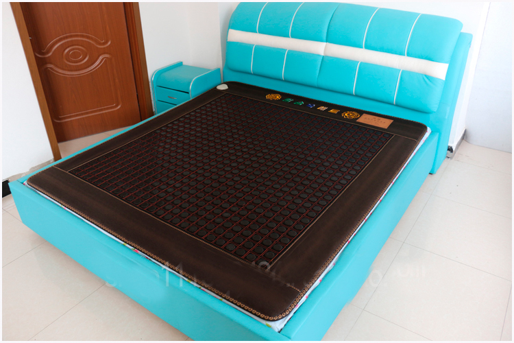 2016 frees shiiping good Natural Tourmaline jade stone mattress Mat Beauty Mattress Health Care Pad Heating Pad Heat 1.0X1.9M 2016 frees shiiping good natural tourmaline jade stone mattress mat beauty mattress health care pad heating pad heat 1 0x1 9m