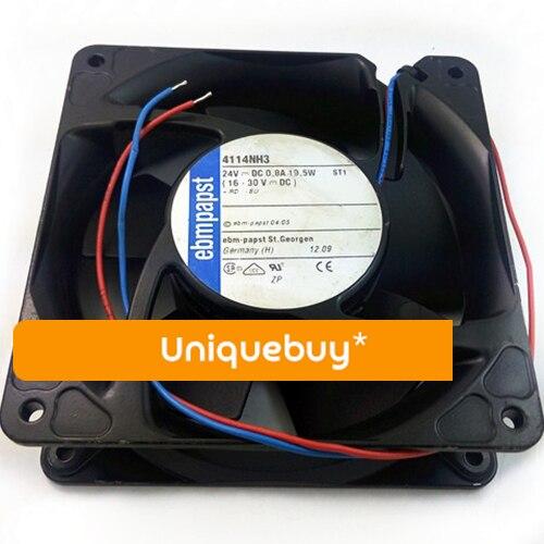 for ebmpapst Inverter Cooling Fan 4114NH3 24V Transmitter Axial Fan