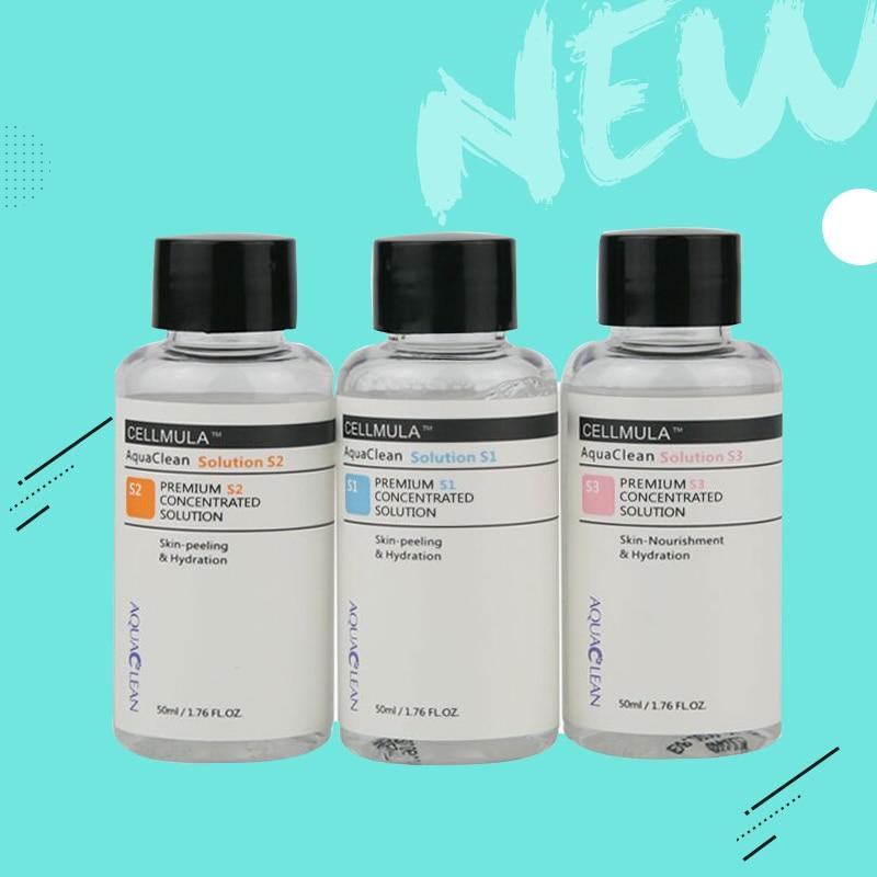 Aqua Peeling Solution / Aqua Peel Concentrated Solution 50ml Per Bottle / Aqua Serum For Normal Skin Fast shipping
