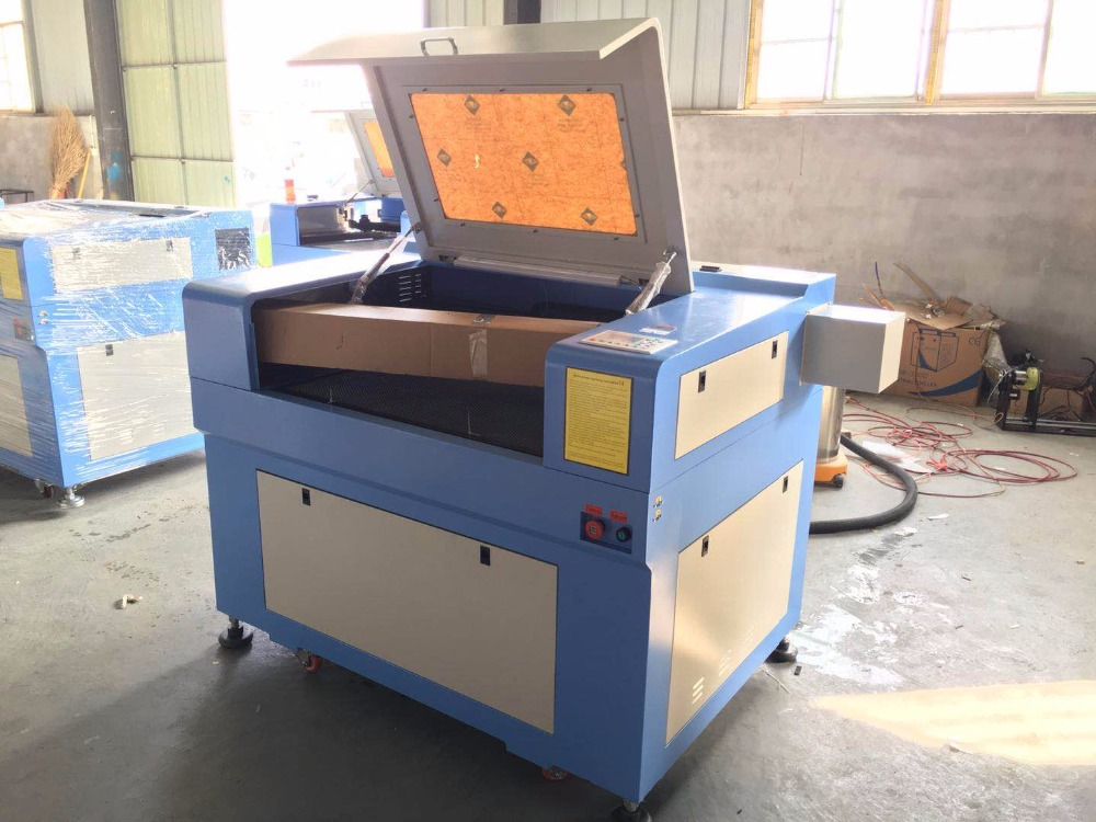 500*700MM ZD-570 5070  80W laser cutting machine for wood