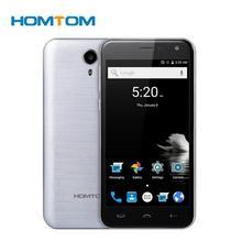 "(24 Horas Gratis) HOMTOM HT3 Android 5.1 Teléfono Celular Móvil 5 ""1280×720 P MTK6580 Quad A Core 3000 mAh 1 GB RAM 8 GB ROM 8MP 3G"