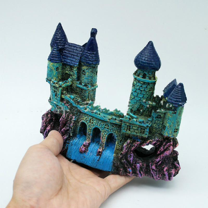 Waterproof Castle Crafting Accessory