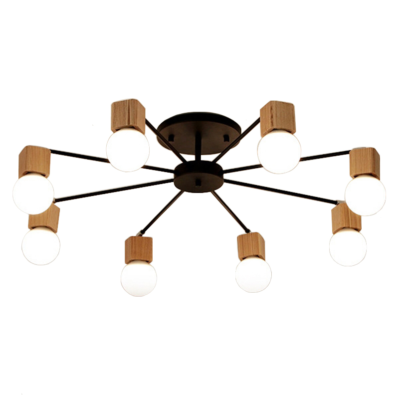 Solid Wooden pendant lights decoration restaurant master bedroom living room creative personality research modern MZ112 chinese style classical wooden sheepskin pendant light living room lights bedroom lamp restaurant lamp restaurant lights