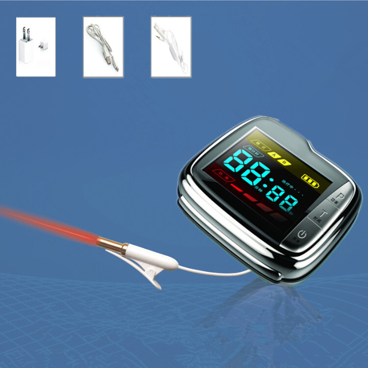 wholesale china factory Reducing Blood Sugar Balance Blood Pressure Lower Cholesterol rhinitis cold laser therapy for pain
