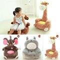 Cadeira dos miúdos & Sofá Elefante Dos Desenhos Animados Totoro Veados Cobertor de Pelúcia Assento Do Sofá de Algodão Dos Desenhos Animados das Crianças Brinquedos para Crianças de Alta qualidade