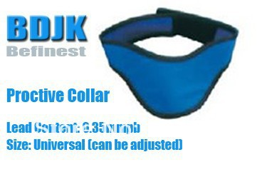Protection Clothing X / Y-Ray Protective Collar with 0.35mmpb Lead Content