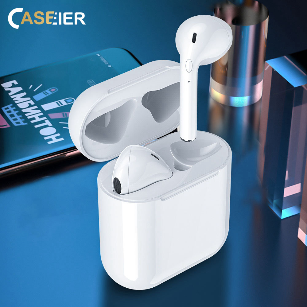 CASEIER I9S TWS Mini auriculares bluetooth inalambrico cascos inalambrico bluetooth Wireless Bluetooth Kopfhörer <font><b>oordopjes</b></font> image