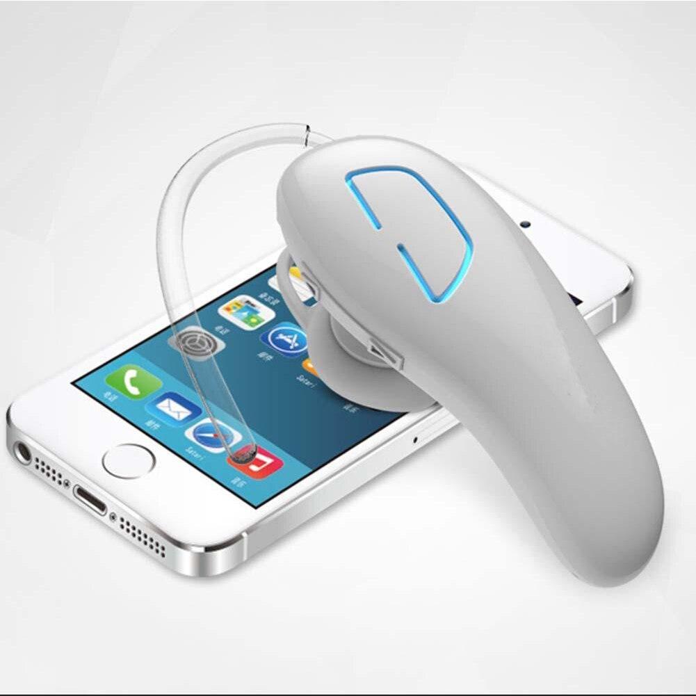 все цены на Mini Stereo Headset Bluetooth Earphone 3.0 Earhook Headphone Mini Wireless Handfree Universal for Samsung iPhone HTC Xiaomi PC онлайн