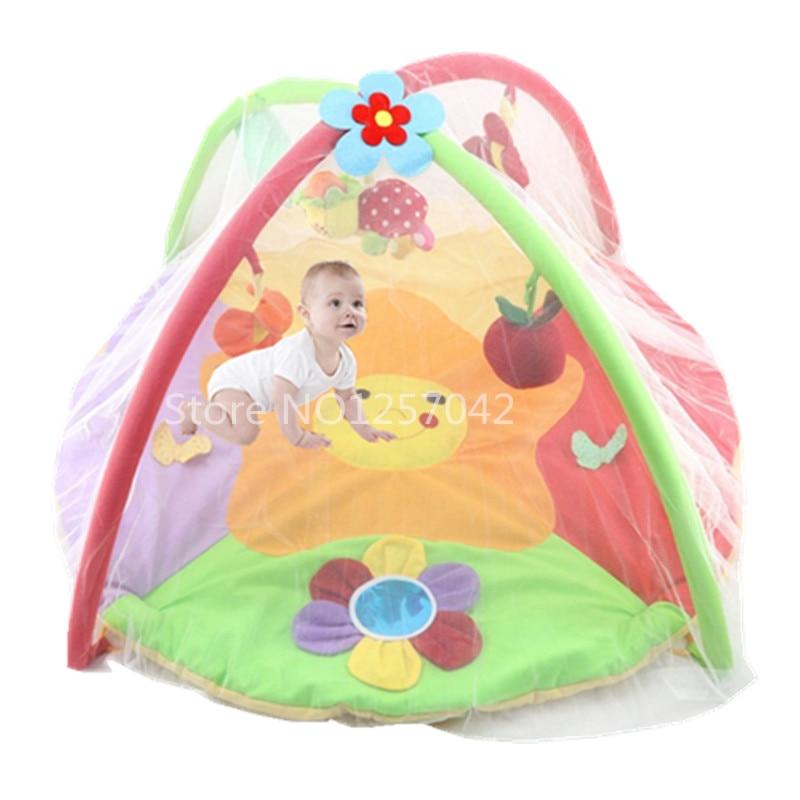 Baby Play Mat Kids Rug Floor Mat Boy Girl Carpet Game Pad Mat Baby Activity Mat For Children Educational Toy Hobbies