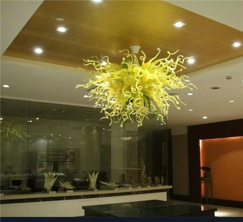 LR730 Pretty Farbige Murano Glas Niedrige Decke Kronleuchter Fr WohnzimmerChina Mainland