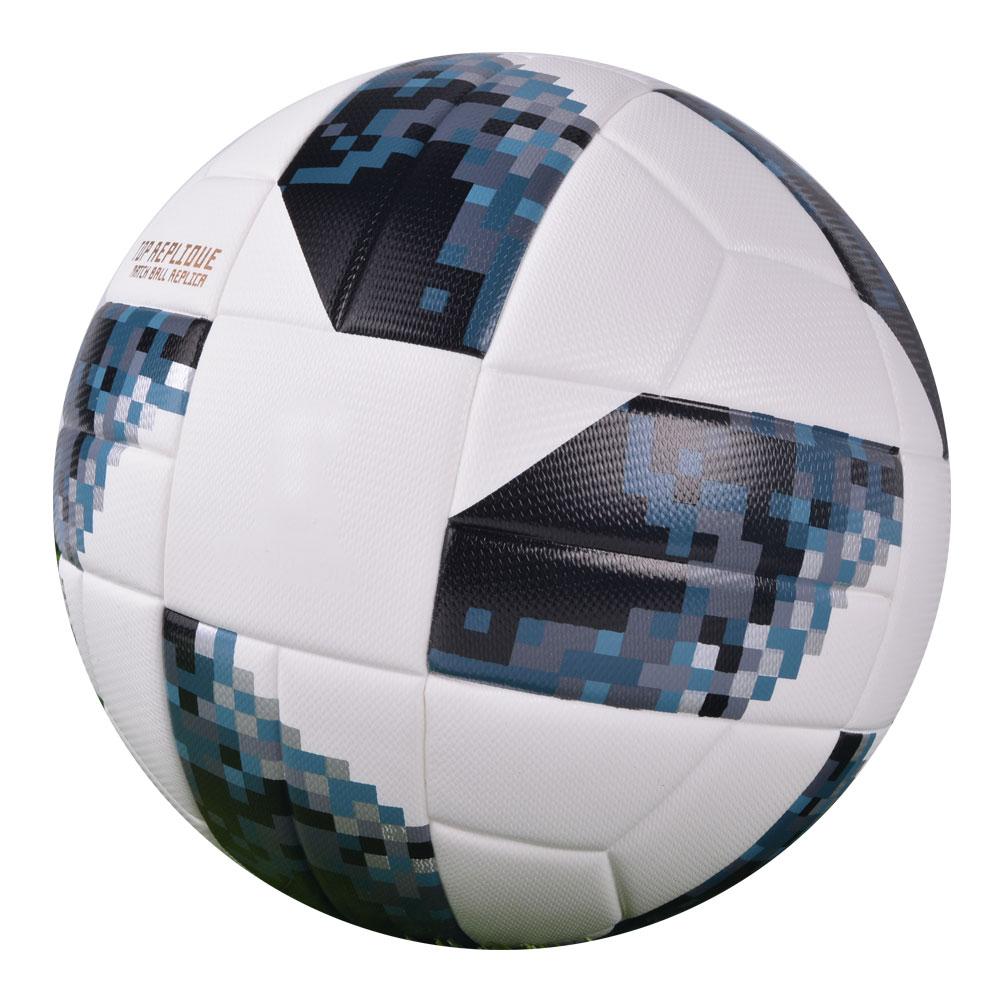 2018 Premier Fußball Ball Offizielle Größe 4 Größe 5 Fußball League Outdoor PU Ziel Spiel Training Bälle Angepasst Geschenk futbol topu