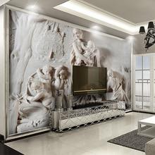 Custom European Style 3D Stereoscopic Relief Angel