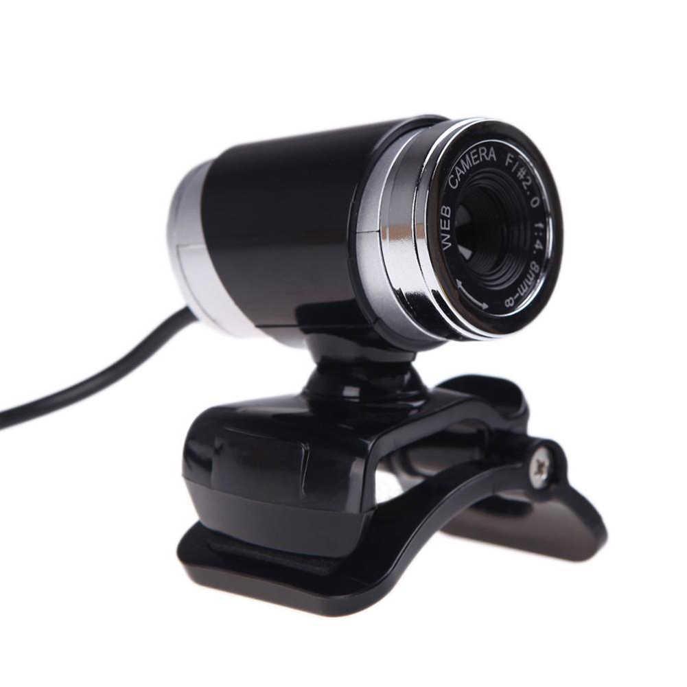 HD 12 мегапикселей USB 2,0 веб-камера с микрофоном Clip-on для компьютера ПК и ноутбуки Прямая доставка #0225
