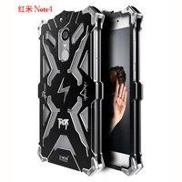 For Xiaomi Redmi Note 4 Case Metal Aluminum For Redmi Note 4 Capa Thor Luxury Case