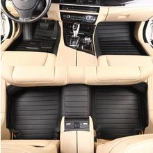 Custom Special Floor Mats For Honda HR-V Durable non-slip Waterproof Carpets For HRV